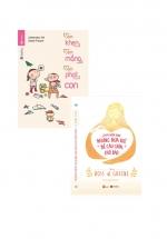 Combo 2 Cuốn Sách Làm Cha Mẹ: Cách Khen, Cách Mắng, Cách Phạt Con + Cách Nuôi Dạy Những Đứa Trẻ Dễ Cáu Giận, Khó Bảo