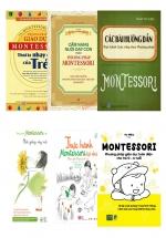 Combo Sách Giáo Dục Theo Phương Pháp Montessori