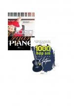 Combo 1000 Hợp Âm Cho Đàn Organ & Piano + Đàn Guitare