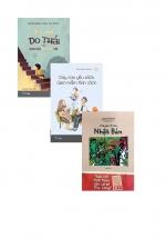 Combo Bí Mật Do Thái Khơi Dậy Tài Năng Trẻ + Dạy Con Yêu Sách, Gieo Mầm Tính Cách + Thế Giới Cổ Tích Nhật Bản (Bộ 3 Cuốn)