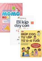 Combo Sách Nuôi Dạy Cho Trẻ 3 Tuổi