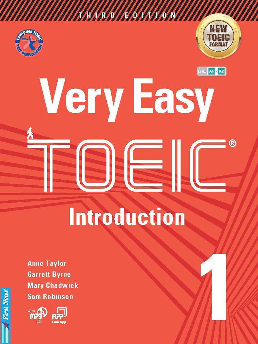 Very Easy Toeic Introduction 1