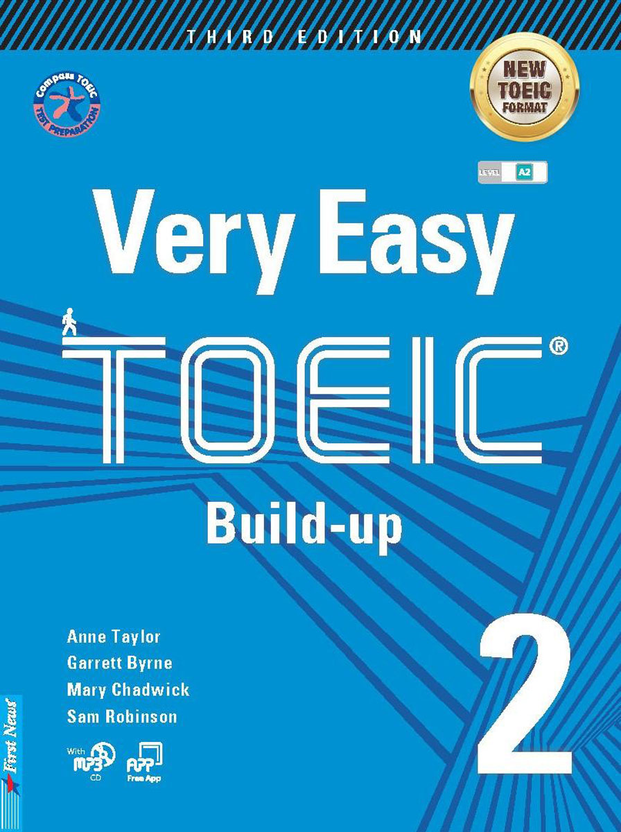 Very Easy Toeic Build-Up 2