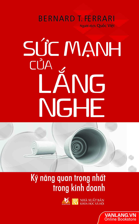 Sức Mạnh Của Lắng Nghe - EBOOK/PDF/PRC/EPUB