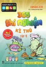 365 Thí Nghiệm Kì Thú - Tập 4