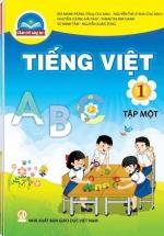 Bộ Sách Giáo Khoa Lớp 1 - Sách Bài Học - Bộ Sách Chân Trời Sáng Tạo (Bộ 9 Cuốn)