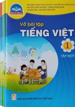 Bộ Sách Giáo Khoa Lớp 1 - Sách Bài Tập - Bộ Sách Chân Trời Sáng Tạo (Bộ 11 Cuốn)