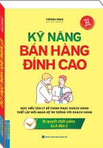 Businessbooks - Kỹ Năng Bán Hàng Đỉnh Cao