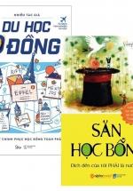 Combo Cẩm Nang Du Học: Săn Học Bổng + Du Học 0 Đồng (Bộ 2 Cuốn)