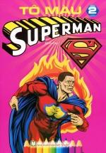 Tô Màu Superman Tập 2