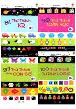 Combo Sách Phát Triển Tư Duy Cho Bé (6 - 13 Tuổi)