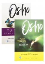 Combo Sách Của Osho: Tantra - Sự Hiểu Biết Tối Cao + Người Thân Yêu Của Trái Tim Tôi