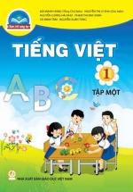 Tiếng Việt 1 - Tập 1 - Bộ Sách Chân Trời Sáng Tạo