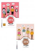 Combo Joyful English - Ai Bảo Tiếng Anh Là Khó: Giao Tiếp + Từ Vựng