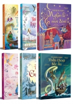 Combo Illustrated Classics - Truyện Kinh Điển Minh Họa Bằng Tranh (Trọn Bộ 6 Cuốn)