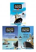 Combo Tàu Phá Băng Snow (Bộ 3 Tập)