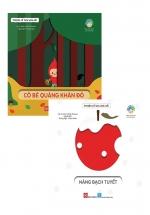 Combo Truyện Cổ Tích Hình Nổi - Cô Bé Quàng Khăn Đỏ + Nàng Bạch Tuyết