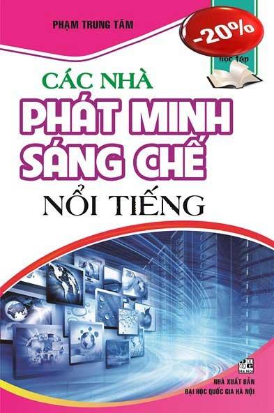 Các Nhà Phát Minh Sáng Chế Nổi Tiếng - EBOOK/PDF/PRC/EPUB
