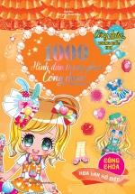 1000 Hình Dán Trang Phục Công Chúa Vương Quốc Hoa - Công chúa Hoa Lan Hồ Điệp