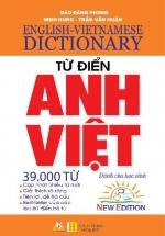 Từ Điển Anh Việt (39000 Từ )