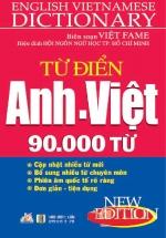 Từ Điển Anh Việt 90000 Từ