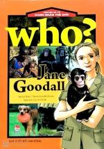 Who? Chuyện Kể Về Danh Nhân Thế Giới: Jane Goodall