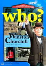Who? Chuyện Kể Về Danh Nhân Thế Giới: Winston Churchill