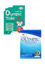 Combo Luyện Thi Olympic Toán Lớp 3 (Bộ 2 Cuốn)