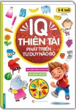 IQ Thiên Tài Phát Triển Tư Duy Não Bộ 5-6 Tuổi