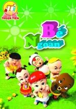 10 Quyển Tập Thuận Tiến 96 Trang Bé Ngoan