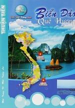 5 Quyển Tập Thuận Tiến 200 Trang Biển Đảo Quê Hương