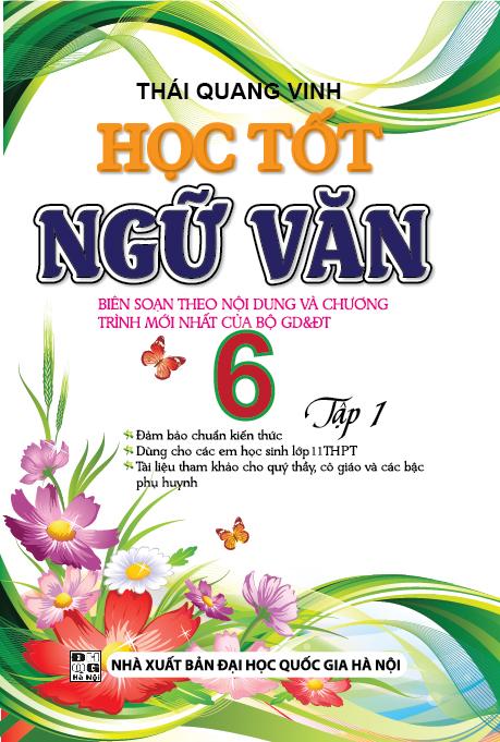 Học Tốt Ngữ Văn 6 Tập 1 - EBOOK/PDF/PRC/EPUB
