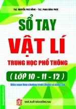 Sổ tay vật lý THPT - Lớp 10-11-12
