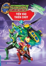 Thần Thú Kim Cương - Chiến Đội Thần Thú - Tiến Vào Thiên Chùy Tập 3