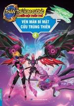 Thần Thú Kim Cương - Chiến Đội Thần Thú - Vén Màn Bí Mật Cửu Trùng Thiên Tập 4