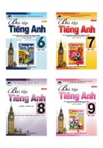 Bộ Sách Bài Tập Tiếng Anh THCS - Cơ Bản Và Nâng Cao (Chương Trình Thí Điểm)