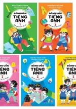 Combo Đánh Vần Bằng Tiếng Anh Cho Học Sinh Tiểu Học (Bộ 5 Cuốn)