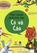 Truyện Tranh Ngụ Ngôn Dành Cho Thiếu Nhi: Cò Và Cáo (Song Ngữ Anh - Việt)