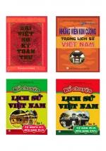 Combo Lịch Sử Việt Nam (Bộ 4 Cuốn)