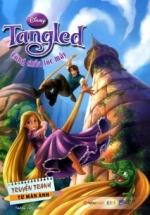 Bộ Truyện Tranh Disney-Công Chúa Tóc Mây