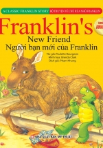 Bộ Truyện Song Ngữ Anh - Việt Về Chú Rùa Nhỏ Franklin - Người Bạn Mới Của Franklin