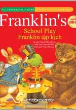 Bộ Truyện Song Ngữ Anh - Việt Về Chú Rùa Nhỏ Franklin - Franklin Tập Kịch