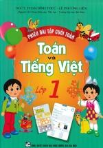 Phiếu Bài Tập Cuối Tuần Toán-Tiếng Việt Lớp 1