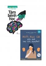 Combo Sách Kỹ Năng Sống: Tâm Bệnh Học + Người Nhạy Cảm - Món Quà Hay Lời Nguyền