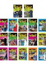 Combo Who? Chuyện Kể Về Danh Nhân Thế Giới - Phần 2 (Bộ 17 Cuốn)