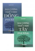 Combo Đại Cương Triết Học Tây Phương + Đông Phương