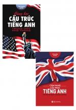 Combo Cẩm Nang Cấu Trúc Tiếng Anh + Cùng Học Cấu Trúc Tiếng Anh Trung Học Phổ Thông