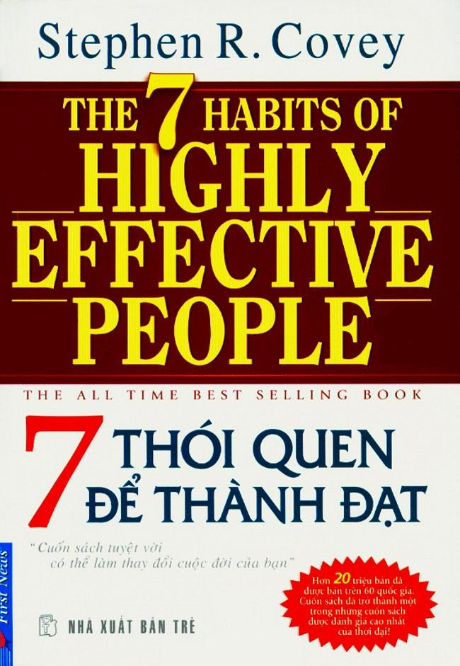 7 Thói Quen Để Thành Đạt - EBOOK/PDF/PRC/EPUB