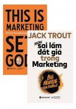 Combo Sách Marketing: Những Sai Lầm Đắt Giá Trong Marketing + Thế Mới là Marketing
