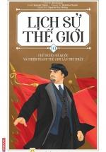 Lịch Sử Thế Giới 10 - Chiến Tranh Thế Giới Thứ Nhất Và Cách Mạng Nga